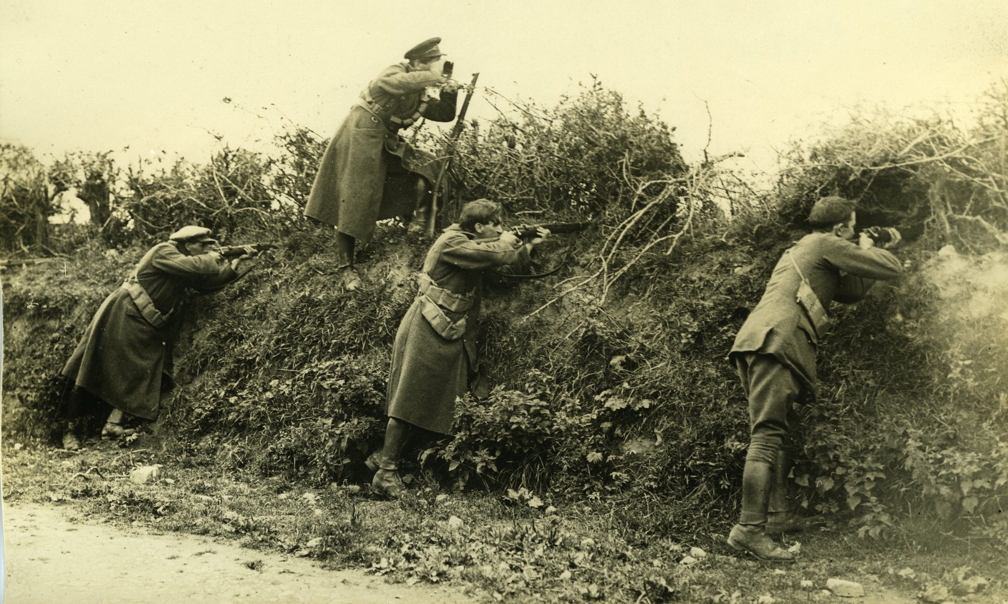 The Archaeology of Conflict: Wexford in the Civil War, 1922-1923