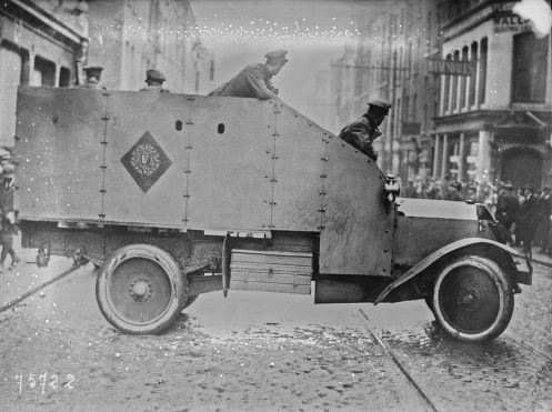 lancia armoured car irish civil war