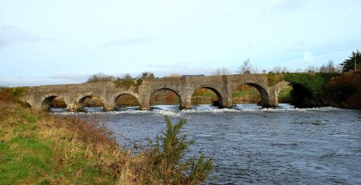 Ballycarney bridge