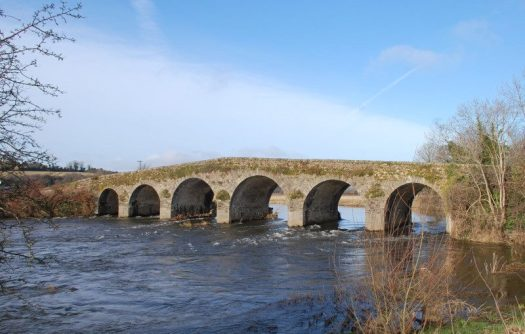 old scarawalsh bridge enniscorthy