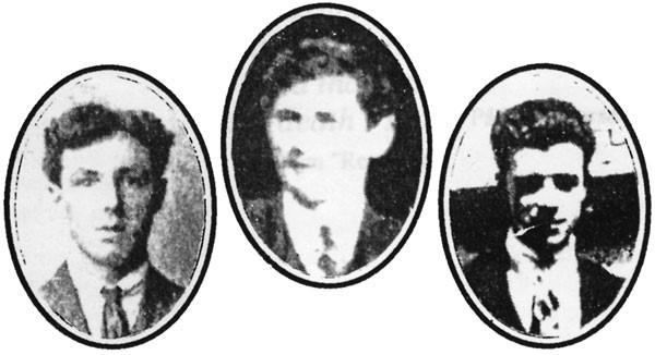 Wexford civil war dead