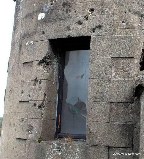 Enniscorthy castle Civil War