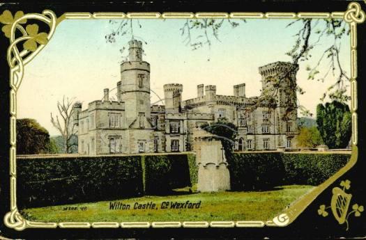 Wilton castle civil war